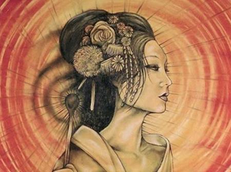 The Interesting Story of The Solar Goddess Amaterasu, Divine Ancestor of the Japanese Royal Family