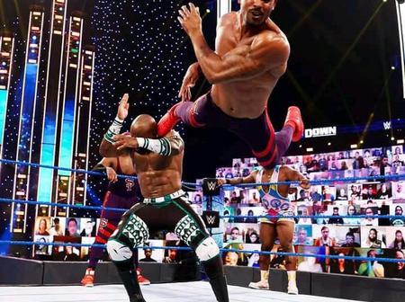Nigerian Wrestler Beats WWE Street Profits and Big E on SmackDown