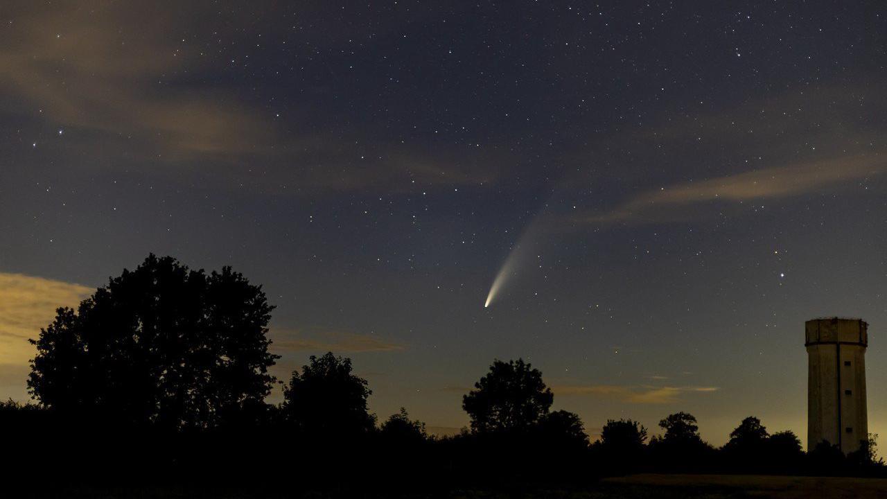 Sarthe. Nuit des Étoiles: Richard Dauvillier, l'objectif photo vers les étoiles depuis 62ans