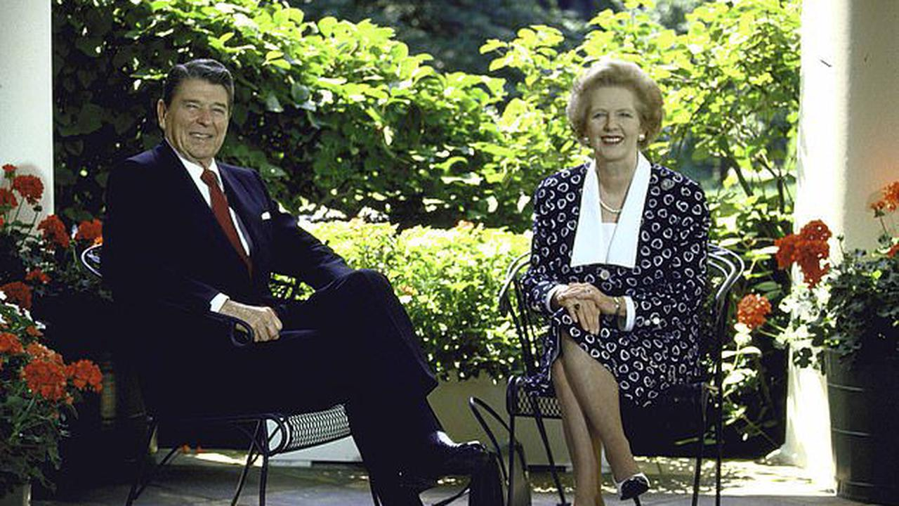 What did Maggie Thatcher really think of her great friend Ronald Reagan? GEOFFREY WHEATCROFT examines a startling revelation about the 20th Century's most powerful double act - in a major biography examining Churchill's legacy