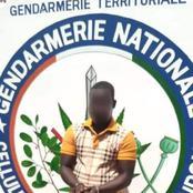 Alors que son père travaille à la cellule anti-drogue, un jeune ivoirien arrêté pour consommation