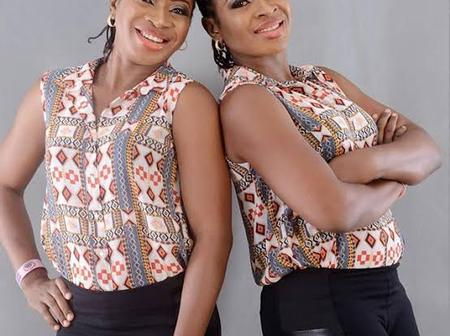 Checkout 4 Nigerian twins who are into acting.