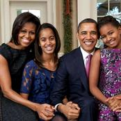 1st African-American President Captured Osama, Ended Iraq War; See Other Success As he Turns 59Years