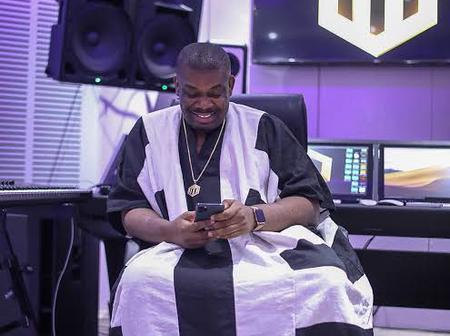 """""""Don't Be Scammed, I Don't Take Money To Sign Artistes"""" -Don Jazzy Warns"""