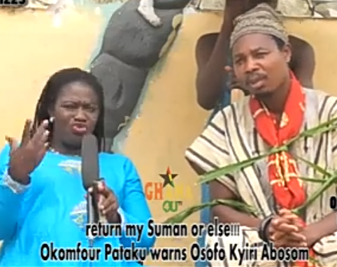 04f151536cce216aad94e3535f2422ab?quality=uhq&resize=720 - I trained Kyiri Abosom, He is powerless - Okomfour Pataku exposes Kyiri Abosom