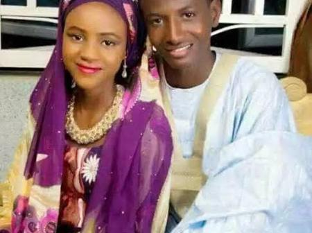 Here Is Aisha (15 years) And Aliya's Pictures (17 years) Who got Married in 2020