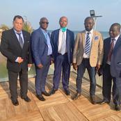 Caf : Motsepe marche sur le terrain de Anouma