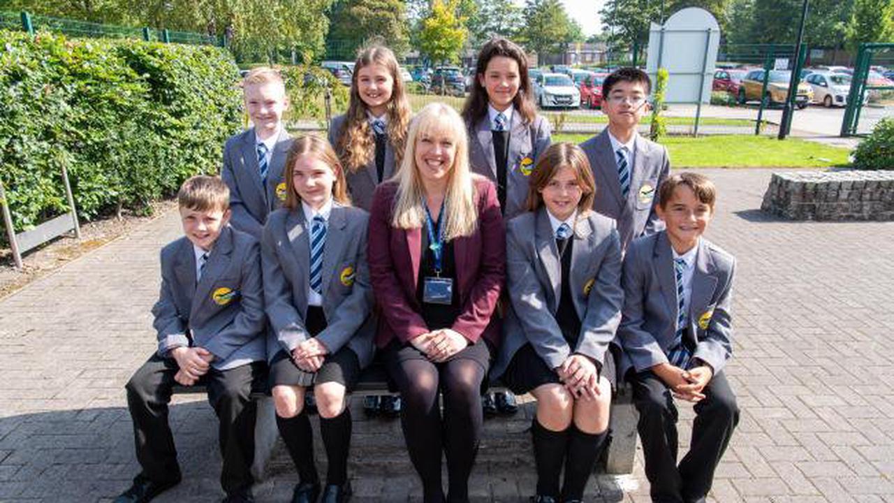 Runcorn school 'very impressed' by 300 new students