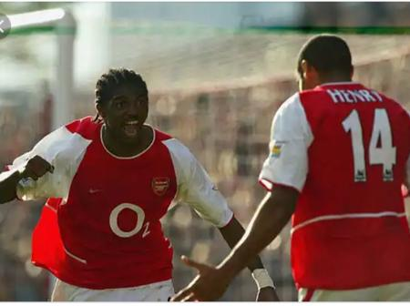 Here is the Player that made Nigerians and African to be supporting Arsenal.