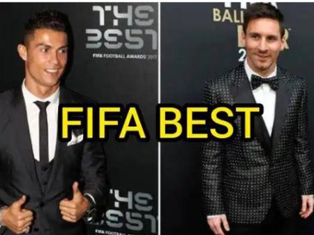 Ronaldo And Messi Made It Again! See the Full List Of the FIFA Best Awards Nominees.