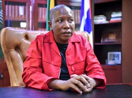 'We Warn You That Ramaphosa Was Lying About R500 Billion' - Julius Malema