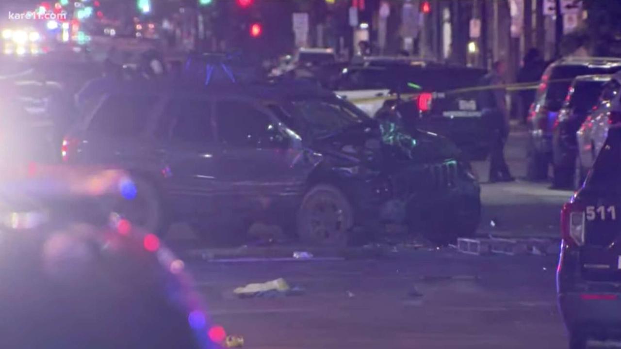 Motorist in SUV Slams into Protesters in Minneapolis, Killing Woman: 'Kind, Beautiful Spirit'
