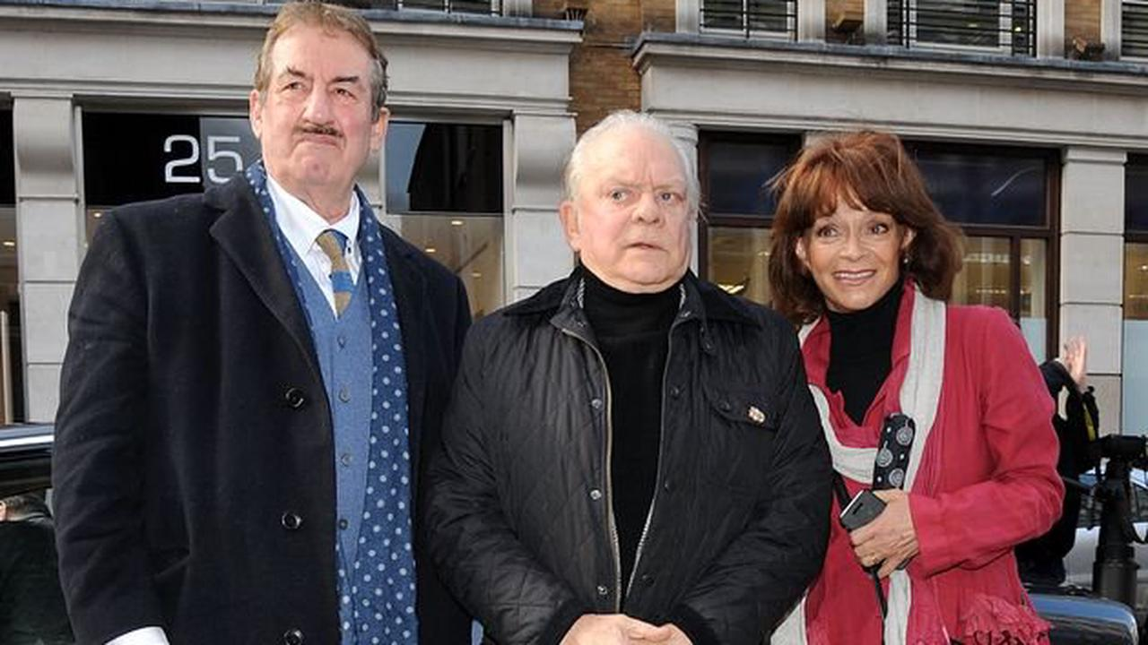 David Jason And Sue Holderness Lead Tributes To Only Fools And Horses Co-Star John Challis