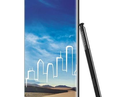 How good is Samsung galaxy note 8 ?