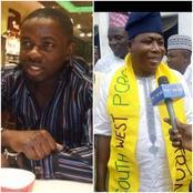 'Hausa Man Didn't Name The 'Murtala' Airport, It Was A Yoruba Man Who Named It' - Man Blasts Igboho