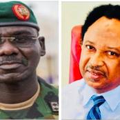 Shehu Sani sends a powerful message to Buratai, after he said