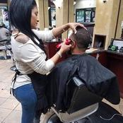 20 Different Types Of Nigerian Barbers That Will Make You Smile (Photos)