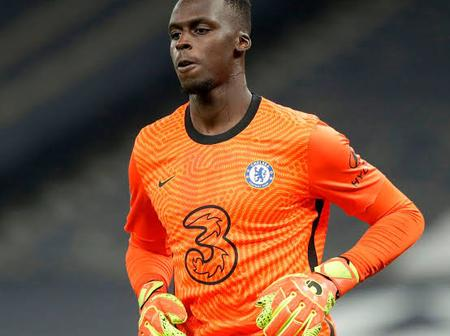 EPL Top Clean Sheets: See Where MENDY Moved After Chelsea Defeated Tottenham.