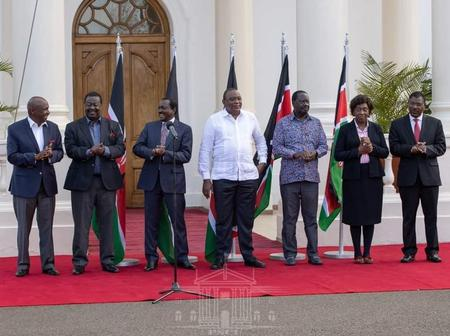 The Lord Has Not Chosen Them! Where Is the Youngest(Ruto)?Kenyans Asks As They Quote The Bible