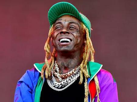 """See"", Lil Wayne Reaction To The 2021 Grammy Awards"