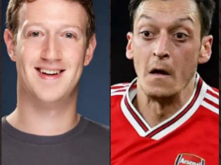 Does Ozil Resemble Mark Zuckerberg ?