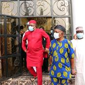 See photos from the visit of the National working committee of PDP to Femi Fani-Kayode