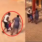 Drama As Young Boy Refuses To Enter His Classroom After Entering The School Compound (Watch Video)
