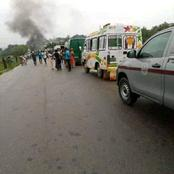 3ème mandat de Ouattara : plusieurs routes internationales bloquées par les anti 3ème mandat