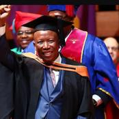 OPINION - Julias Malema Is The Most Educated Politician In SA : Check How Many Degrees He Has!