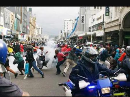 Durban no longer safe for foreigners after the xenophobic attack