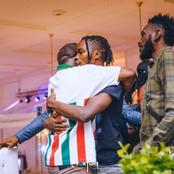 Davido Shares New Photos With Naira Marley And Olamide (See photos)