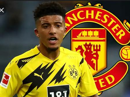 Manchester United Made Four Offers In Their Attempt To Sign Jadon Sancho