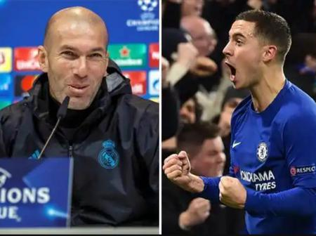 This is what Zidane needs to do to see the best of Eden Hazard