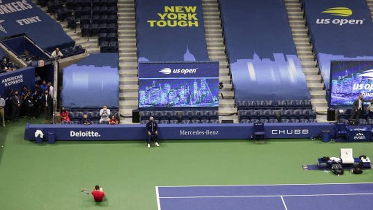US Open. Le public sera de retour pour l'édition 2021