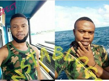 A 28-Year-Old Soldier Is On The Run, After Allegedly Stabbing His Friend To Death In Lagos