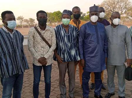 U/W: NDC's Haruna Iddrisu Visits Upper West Region