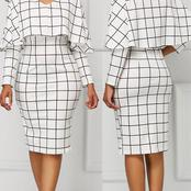 Young Ladies, Start Your Week With These Lovely Cooperate Outfits That Will Make You Look Hot