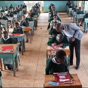 Fears As KCPE And KCSE Candidates Drop Out Of School Just Weeks To The National Examination
