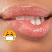 Guys Check Out What It Means If A Girl Bites Her Lips Like This
