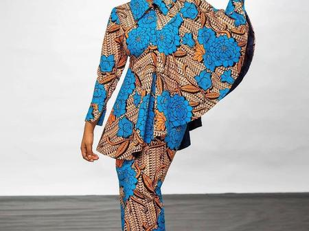 21 Contemporary African design styles that are always amazing to have as a lady