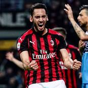 Manchester United Offer AC Milan Winger A Lucrative Offer With A Move To England Now Imminent