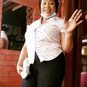 4 Years After She Joined Jehovah Witness, Check Out Recent Pictures Of Clarion Chukwura