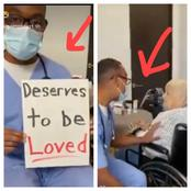 Look At What A Doctor Did For His Patient After She Said Everybody Hates Her (VIDEO)