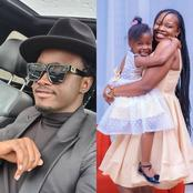 """The Betrayal Hurt"" Diana Marua's Late Night Post After Bahati Posted Daughter And Baby Mama"