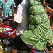 À défaut de corbillard, voici comment ils transportent leurs morts,(photos)