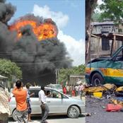 Today's Headlines: Boko Haram  Burns Down Police Station, 50 Persons Abducted By Bandits In Niger