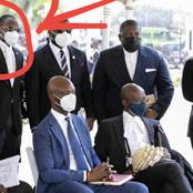 Trending- See who was 'caught' in a photo which featured all the legal team members of the Npp