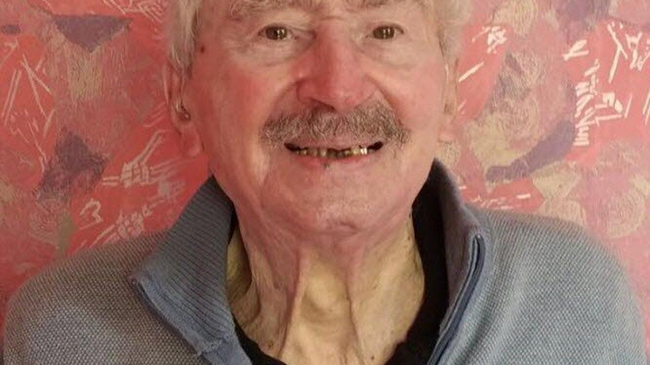 Ernest Greatti a 95 ans