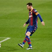 18 year old Barcelona player says he won't forget what Messi did to him.
