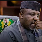 Reaction as EFCC arrests Rochas Okorocha over alleged money laundering
